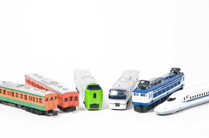 色々な電車