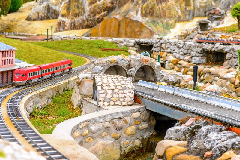 鉄道模型とジオラマ