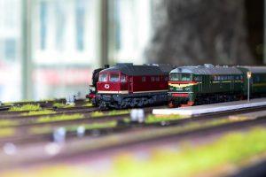 鉄道模型自作